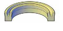 Heavy Duty Symmetrical U-Seals