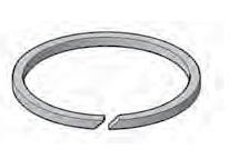 Piston Seal Anti- Extrusion Rings