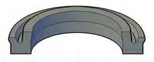 Pneumatic Piston Seal
