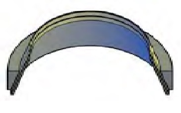 Seal Guard Metallic Rod Wipers