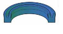 Symmetrical U-Seals