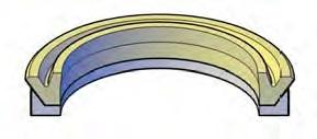 U-Type Piston Seals