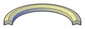 Vee Rings