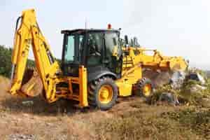 Backhoe-Loader