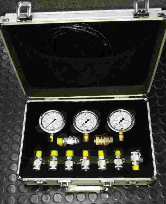Analogue Hydraulic Test Kit